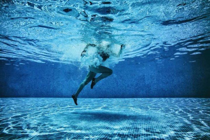 aqua running